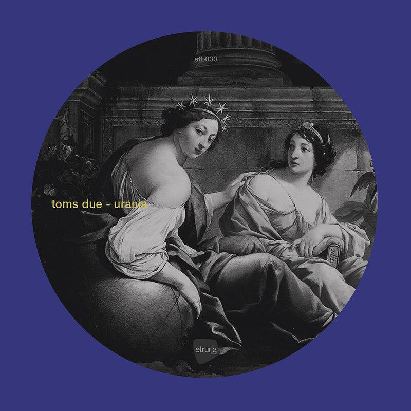 Cover art - Toms Due: Urania