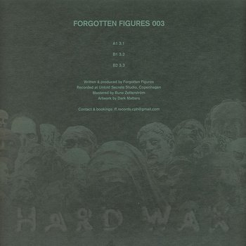 Cover art - Forgotten Figures: Forgotten Figures 3
