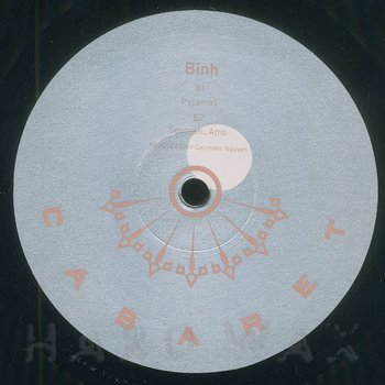 Cover art - Binh: Buyout EP