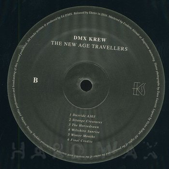 Cover art - DMX Krew: The New Age Travellers