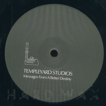 Cover art - Templeyard Studios: Messages From A Better Destiny