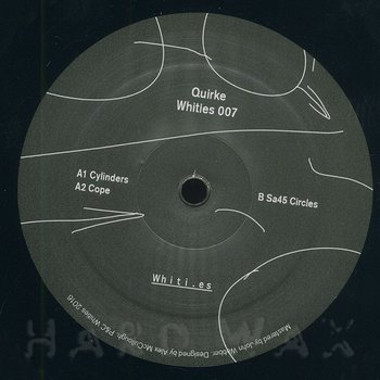 Cover art - Quirke: Cylinders
