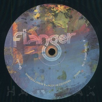 Cover art - Flanger: Spinner