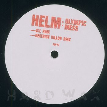 Cover art - Helm: Olympic Mess Remixes