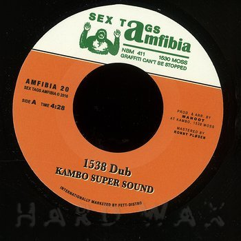 Cover art - Kambo Super Sound: 1538 Dub