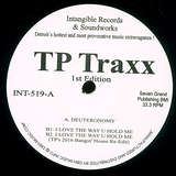 Cover art - Terrence Parker: TP Traxx 1st Edition