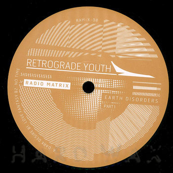Cover art - Retrograde Youth: Earth Disorders Part 1