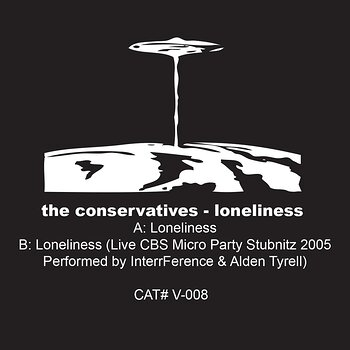 Cover art - The Conservatives: Loneliness