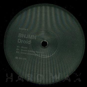 Cover art - Bnjmn: Droid