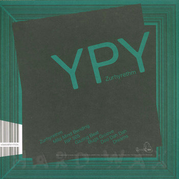 Cover art - Ypy: Zurhyrethm