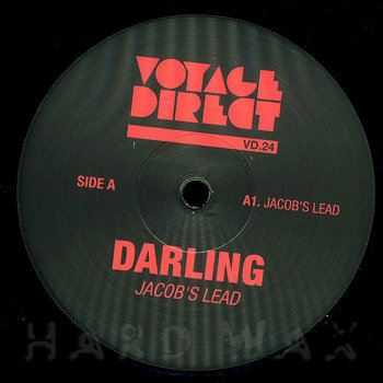 Cover art - Darling: Jacob's Lead