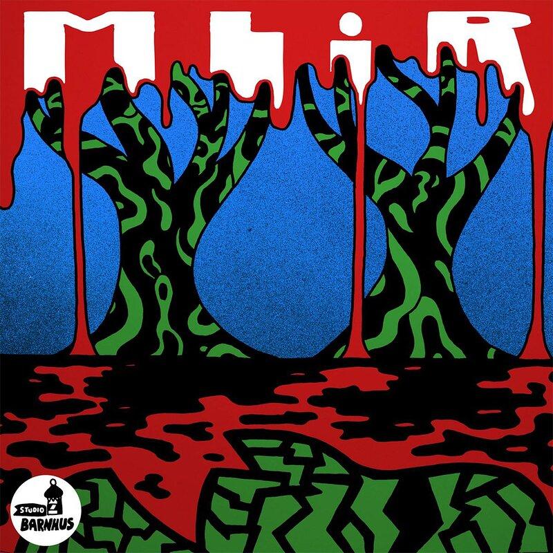 Cover art - Mlir: Swedish Lo-Life EP