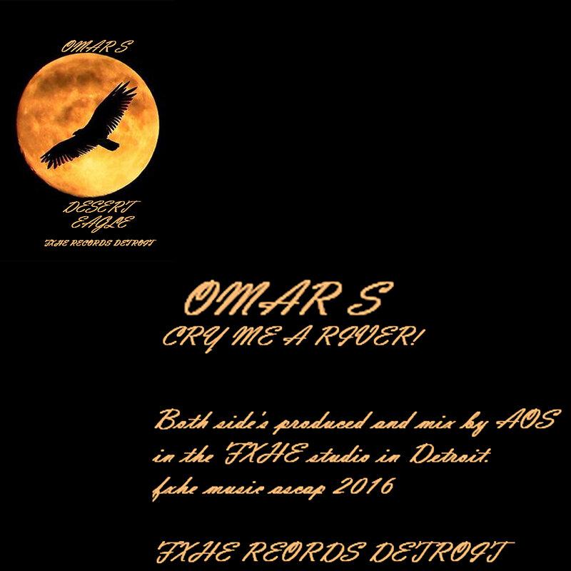 Cover art - Omar S: Desert Eagle