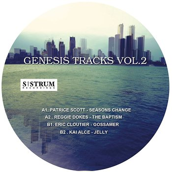 Cover art - Various Artists: Genesis Tracks Vol. 2