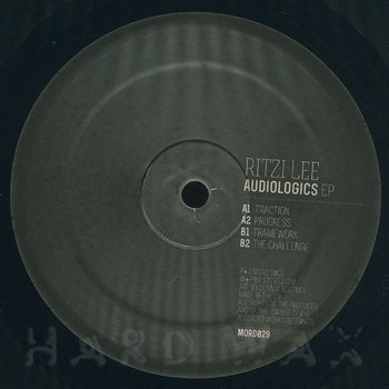 Cover art - Ritzi Lee: Audiologics