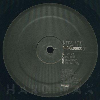 Cover art - Ritzi Lee: Audiologics