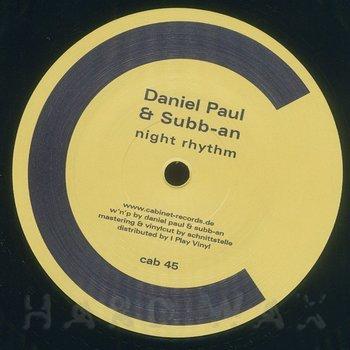 Cover art - Subb-an & Daniel Paul: Island Fever
