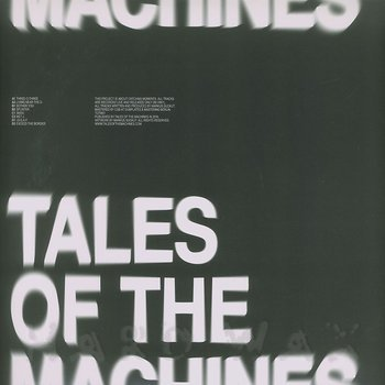 Cover art - Tales Of The Machines: Tales Of The Machines