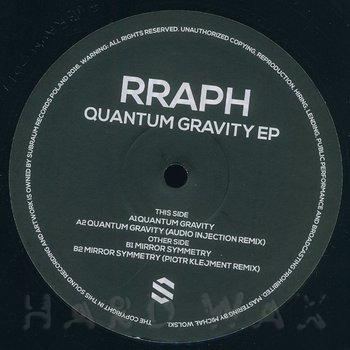 Cover art - Rraph: Quantum Gravity