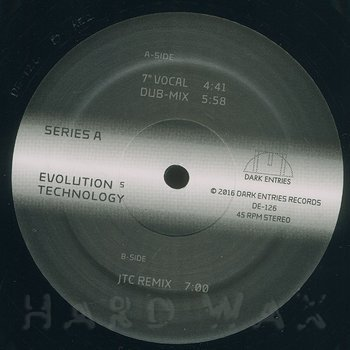 Cover art - Series-A: Evolution Technology