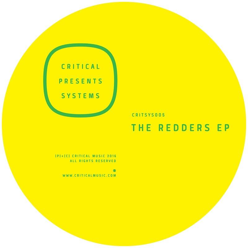 Cover art - Redders: The Redders EP