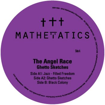 Cover art - The Angel Race: Ghetto Sketches