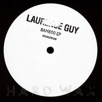Cover art - Laurence Guy: Bamboo EP