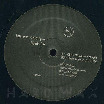 Cover art - Vernon Felicity: 1996 EP