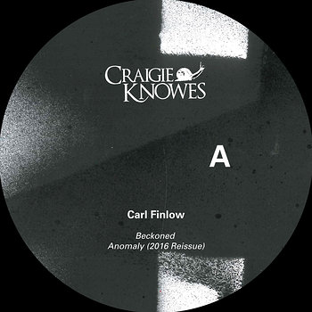 Cover art - Carl Finlow: Beckoned EP