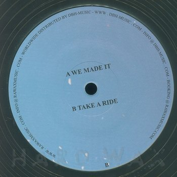 Cover art - Orlando Voorn: We Made It