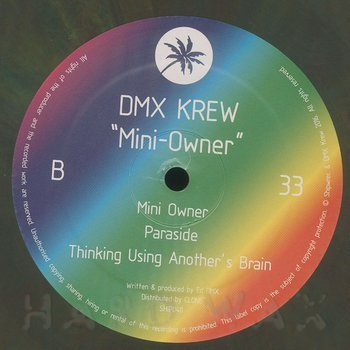 Cover art - DMX Krew: Mini-Owner