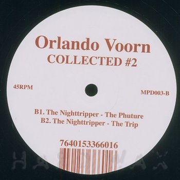 Cover art - Orlando Voorn: Collected #2