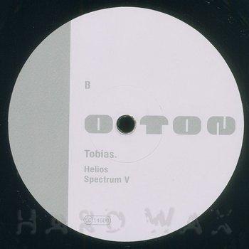 Cover art - Tobias: Helium Sessions