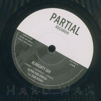 Cover art - Alpha & Omega: Almighty Jah (feat. Dub Judah)
