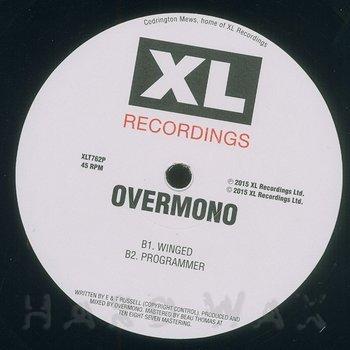Cover art - Overmono: Arla EP