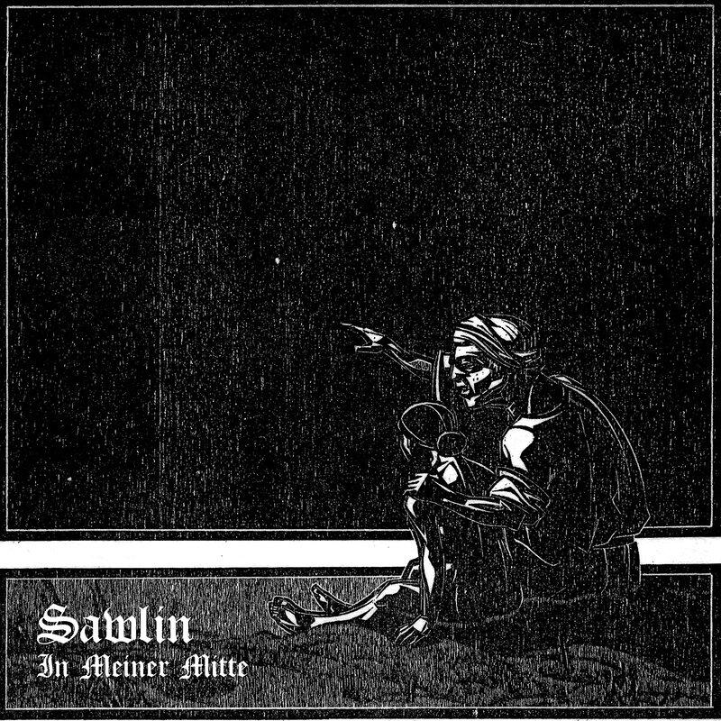 Cover art - Sawlin: In Meiner Mitte