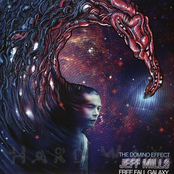 Cover art - Jeff Mills: The Domino Effect