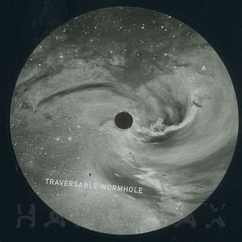 Cover art - Traversable Wormhole: Sublight Velocities