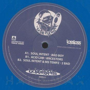 Cover art - Soul Intent: Bad Boy