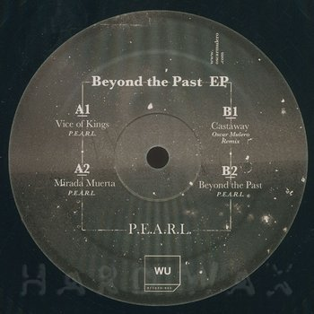 Cover art - P.E.A.R.L.: Beyond The Past