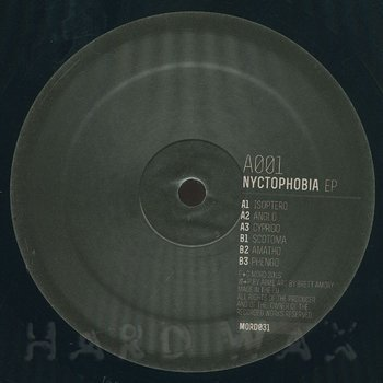 Cover art - A001: Nyctophobia