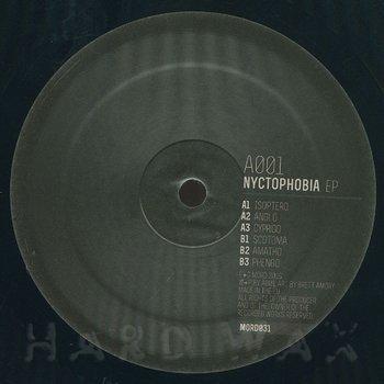 Cover art - A001: Nyctophobia