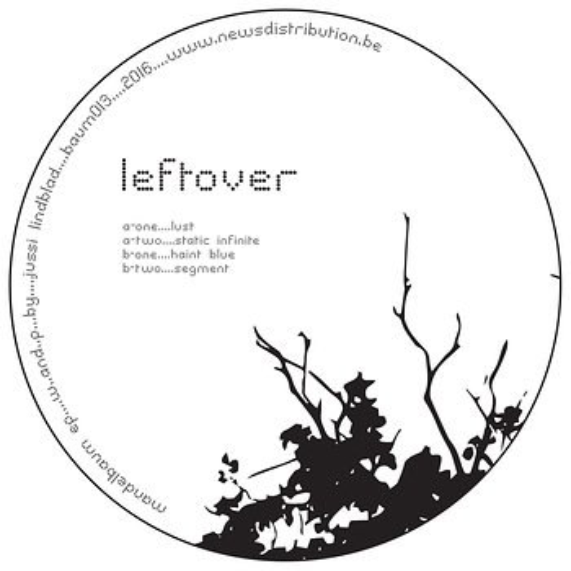 Cover art - Leftover: Mandelbaum EP