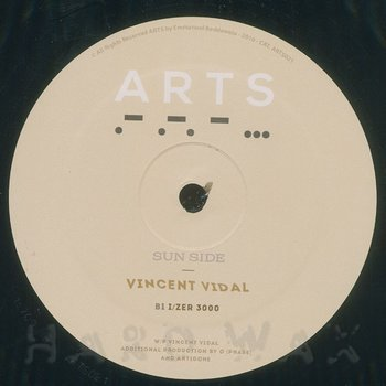 Cover art - Vincent Vidal: Remixed