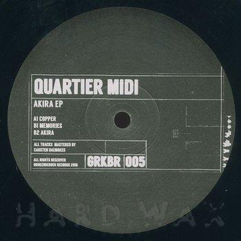 Cover art - Quartier Midi: Akira EP