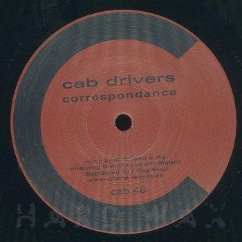 Cover art - Cab Drivers: Correspondance