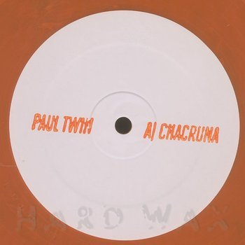 Cover art - Paul Twin: Chacruna