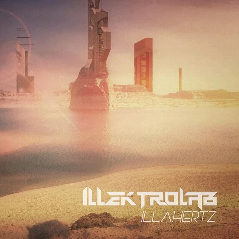 Cover art - Illektrolab: Illahertz EP
