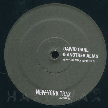 Cover art - Dawid Dahl & Another Alias: New York Trax Imports 01