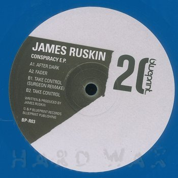 Cover art - James Ruskin: Conspiracy EP